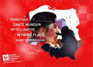 Narodowe Święto Niepodległości- Hufiec Wrocław