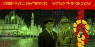Hufiec ZHP Wrocław - Dzień Myśli Braterskiej w 2021 roku